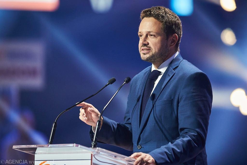 Rafał Trzaskowski (fot. Jan Rusek/AG)