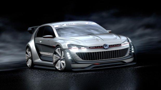 Volkswagen GTI Supersport Vision Gran Turismo | Wirtualna premiera