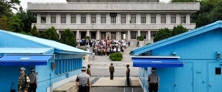 Korea Północna na wyciągnięcie ręki? Turyści już wkrótce będą mogli przekroczyć linię demarkacyjną