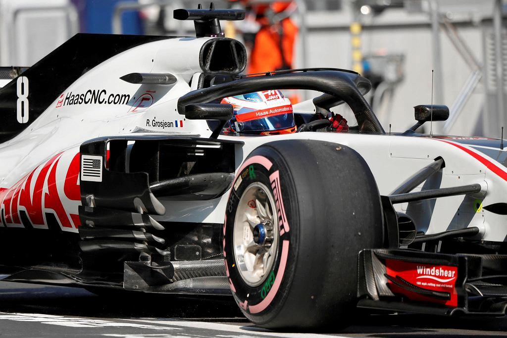 Zdjęcie numer 2 w galerii - Grosjean: F1 potrzebuje więcej takich zespołów jak Haas