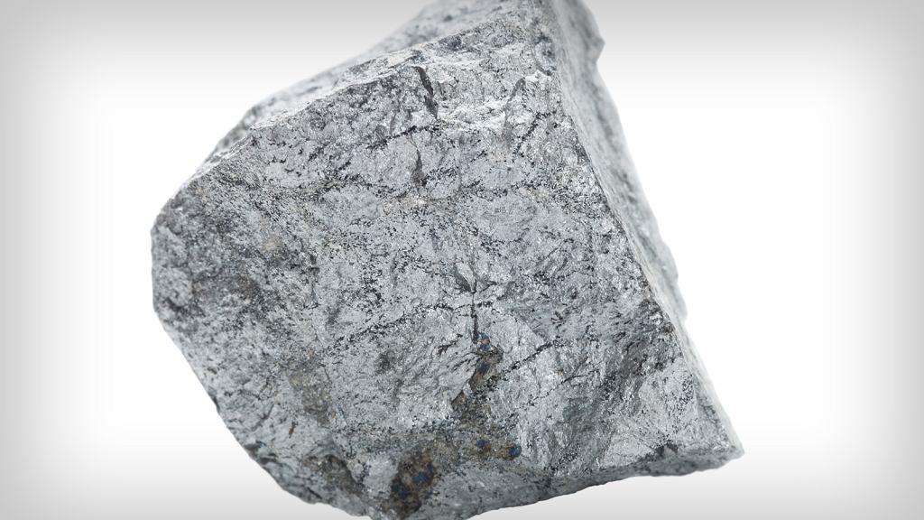 Kobalit, jeden w minerałów, w których występuje kobalt