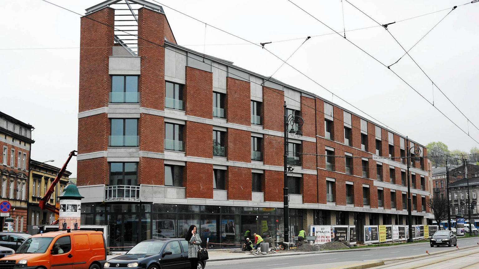 Nowe budynki przy placu bohater w getta zdj cia for Appart hotel 33