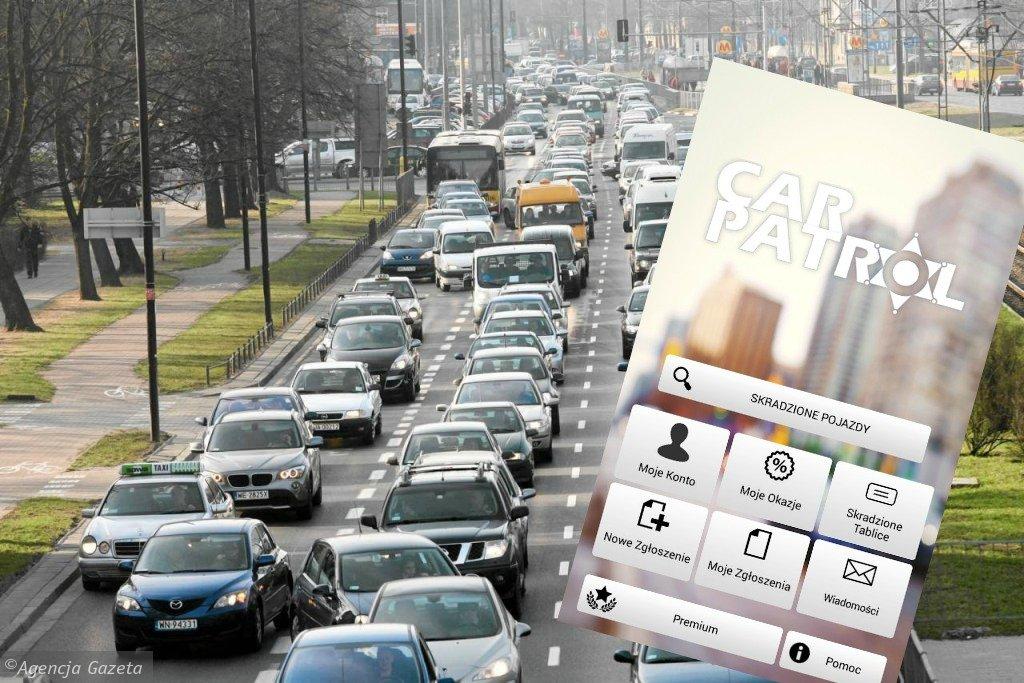 Zdjęcie numer 1 w galerii - Dwaj Polacy stworzyli aplikację, która może pomóc ofiarom złodziei samochodów