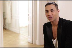 Balamain dla H&M - projektant Olivier Rousteing o wsp�pracy