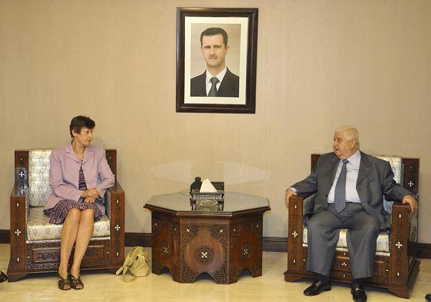 Spotkanie. Syria zgadza si� przyjazd inspektor�w ONZ na miejsca atak�w chemicznych