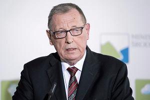 Szyszko: Unijni specjaliści nie potrafią odróżnić kornika od żaby