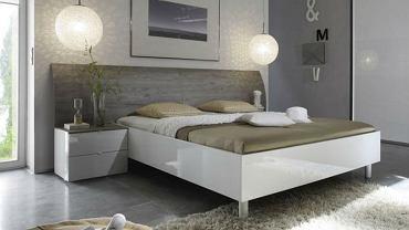 Łóżko idealne do sypialni