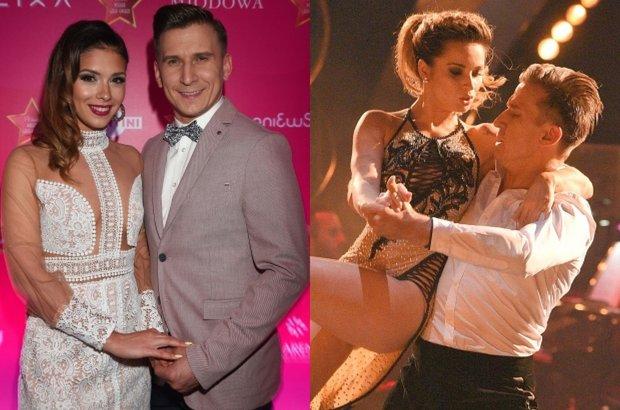 Klaudia Halejcio obawia się, że jej narzeczony, Tomasz Barański, może mieć romans z Eweliną Lisowską - donosi Fakt.pl.