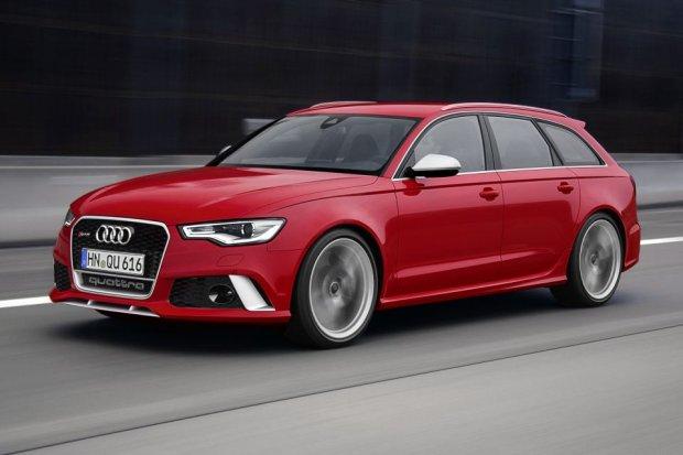 Audi RS6 (B7) Avant (fot. Audi)