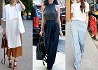 Szerokie spodnie - idealne rozwiązanie dla każdego typu figury