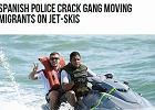 Amerykański portal zilustrował tekst o gangu przemycającym uchodźców zdjęciem niemieckiego piłkarza