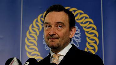 Sędzia KRS Maciej Mitera