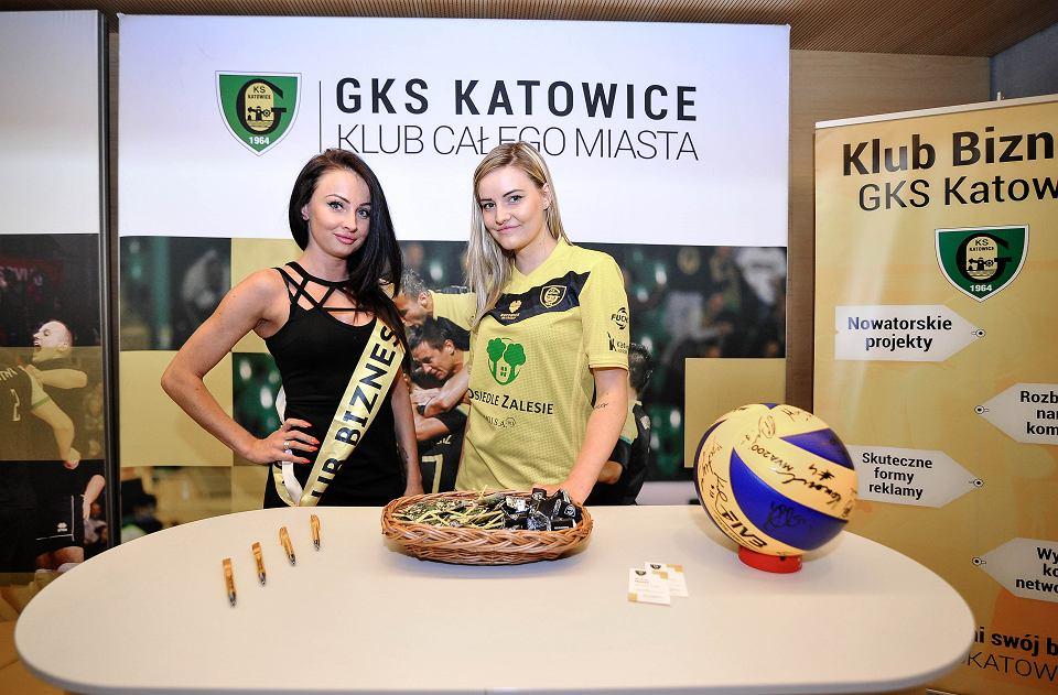 stoisko GKS-u Katowice na Europejskim Kongresie Gospodarczym