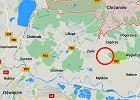 Wypadek autokaru z turystami na drodze do Oświęcimia. Są ofiary