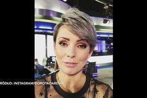Dorota Gardias już tak nie wygląda. Przefarbowała włosy na najmodniejszy kolor sezonu