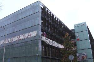 13 grudnia pod siedzibą Agory