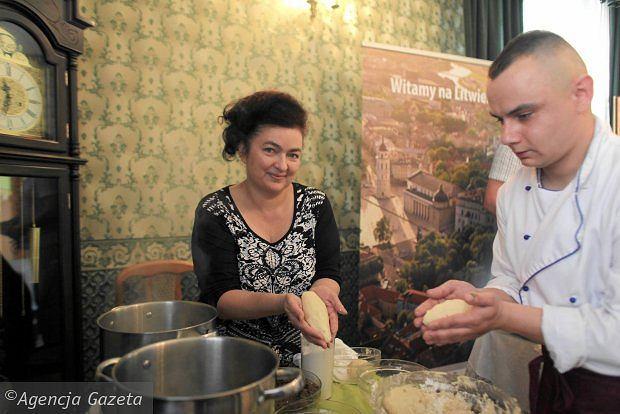 Tatiana Otwinowska, właścicielka restauracji