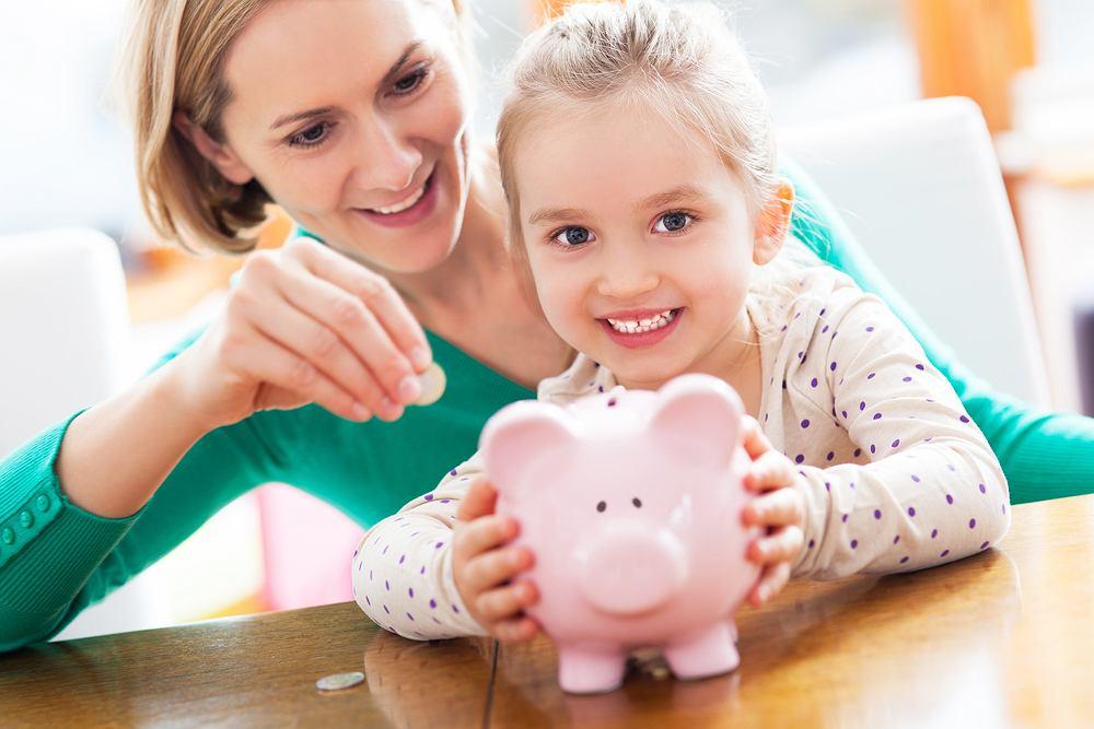 Warto uczyć dzieci oszczędzania jak najwcześniej