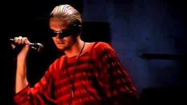 Jeden z najbardziej charyzmatycznych wokalistów lat 90. rozważał powrót na scenę.