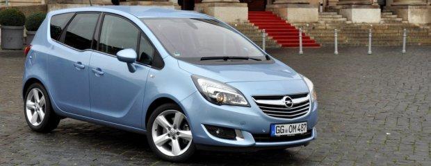 Opel Meriva FL - Pierwsza jazda   Lepiej i taniej