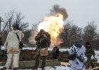 Separaty�ci ostrzeliwuj� pozycje ukrai�skie w okolicach Debalcewa
