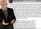"""Tyszkiewicz broni Petru przed """"lustracj�"""" w """"Gazecie Polskiej"""": """"B�dzie nas banda dwojga"""""""