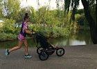Ania Dziedzic, sportowiec, mama 3 letniej Leny i 1,5 rocznej Poli.