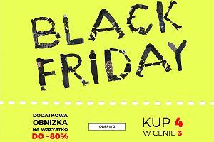 Black Friday: kup 4 w cenie 3!
