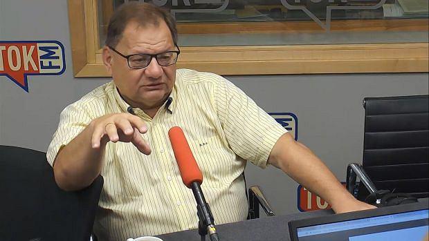 Były szef MSWiA Ryszard Kalisz w Poranku Radia TOK FM