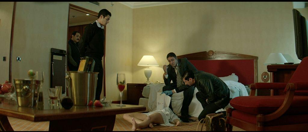 Kadr z filmu 'Morderstwo w hotelu Hilton' / Materiały prasowe Aurora Films