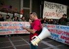 Strajk greckich dziennikarzy. Sprzeciwiaj� si� ci�ciom emerytur