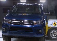 Testy Euro NCAP | Cztery piątki, jedna trója