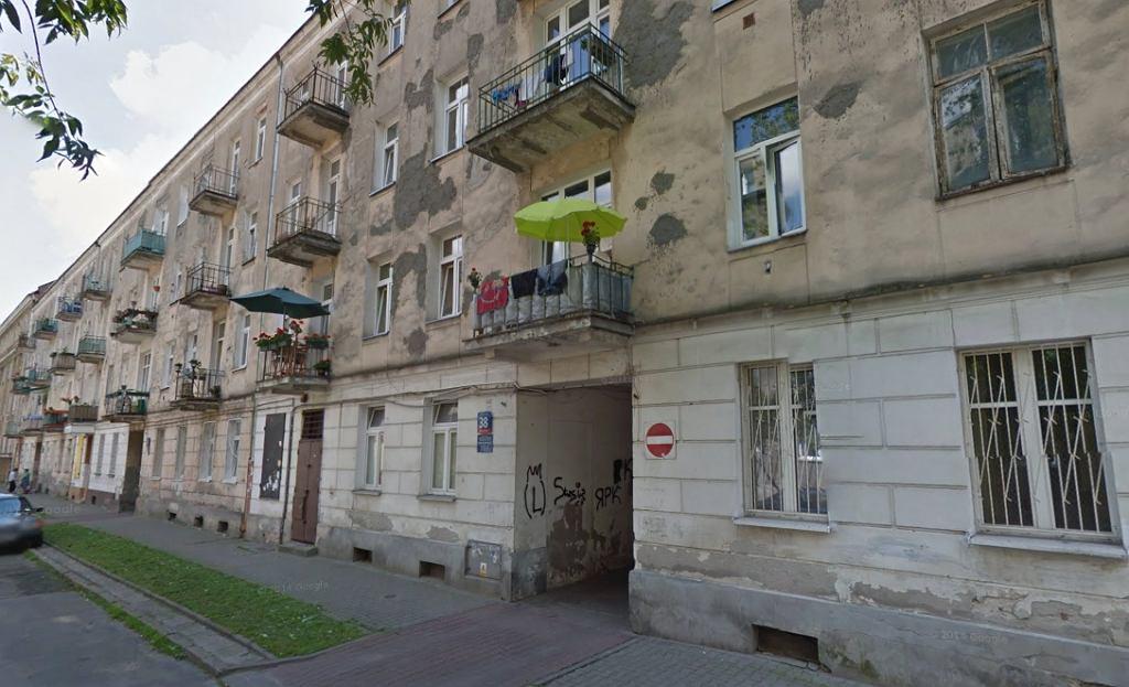 Kamienica przy Łochowskiej 38
