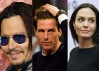Johnny Depp, Tom Cruise, Angelina Jolie