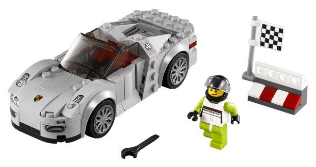 Porsche, Ferrari i McLaren w wersji Speed Champions