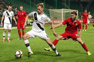 Pierwszy mecz Legii w Lidze Europy b�dzie transmitowany na trzech kana�ach