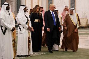 Trump podpisał rekordową umowę na sprzedaż broni Saudom. Izrael się martwi, nie chce stracić przewagi
