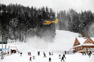 Małopolskie: w Gorcach odnaleziono szczątki narciarza poszukiwanego od 9 lat