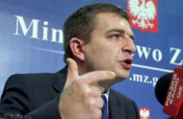 Bartosz Arłukowicz odwołał dyrektora Instytutu Reumatologii Andrzeja Włodarczyka