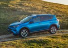 Salon Nowy Jork 2015 | Toyota RAV4 | Lifting i hybryda