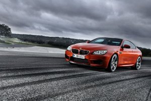 Nowe BMW M6 | Galeria