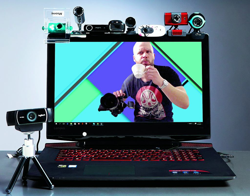 Test kamerek internetowych