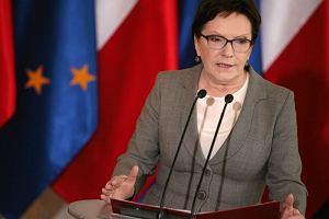Premier Kopacz: Po informacji o jakiejkolwiek gro�bie dla Polski granice zostan� obj�te kontrol�