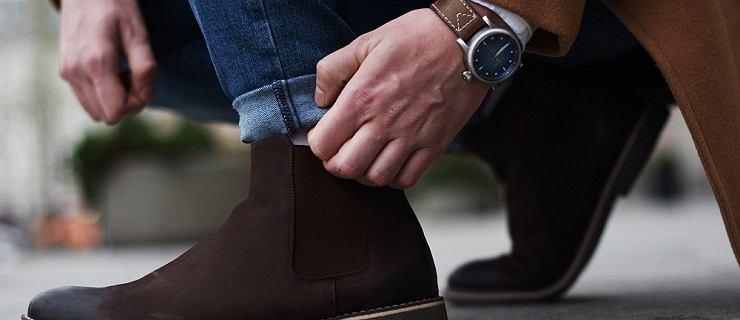 3 modele butów, które muszą znaleźć się w męskiej, jesiennej garderobie