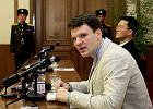 Korea Północna oddała Amerykanom Otto Warmbiera. Student jest w stanie śpiączki