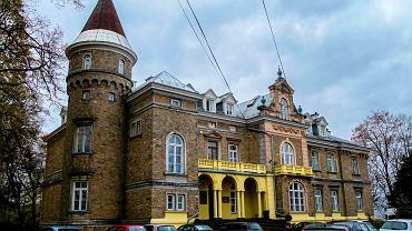 Łopuszno, pałac