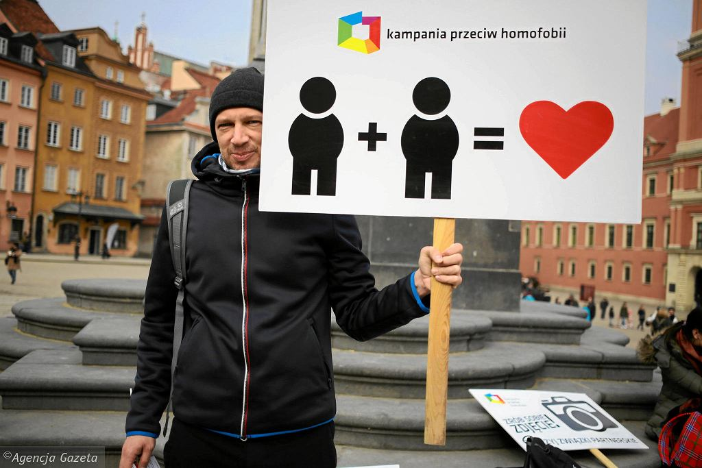 Akcja Kampanii Przeciw Homofobii