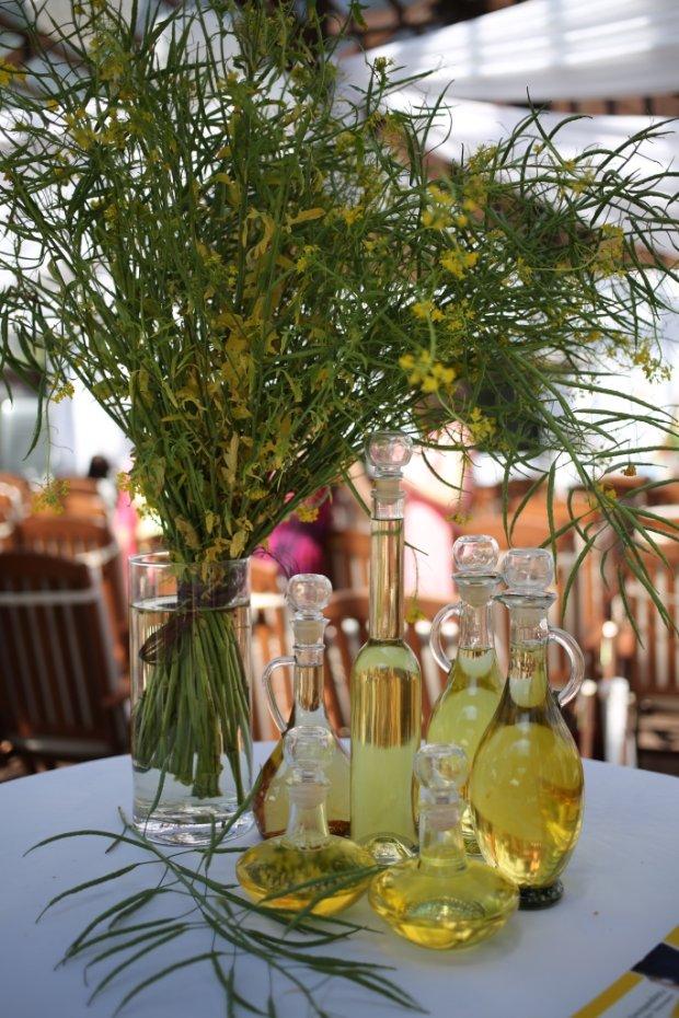 Pyszny i zdrowy olej rzepakowy