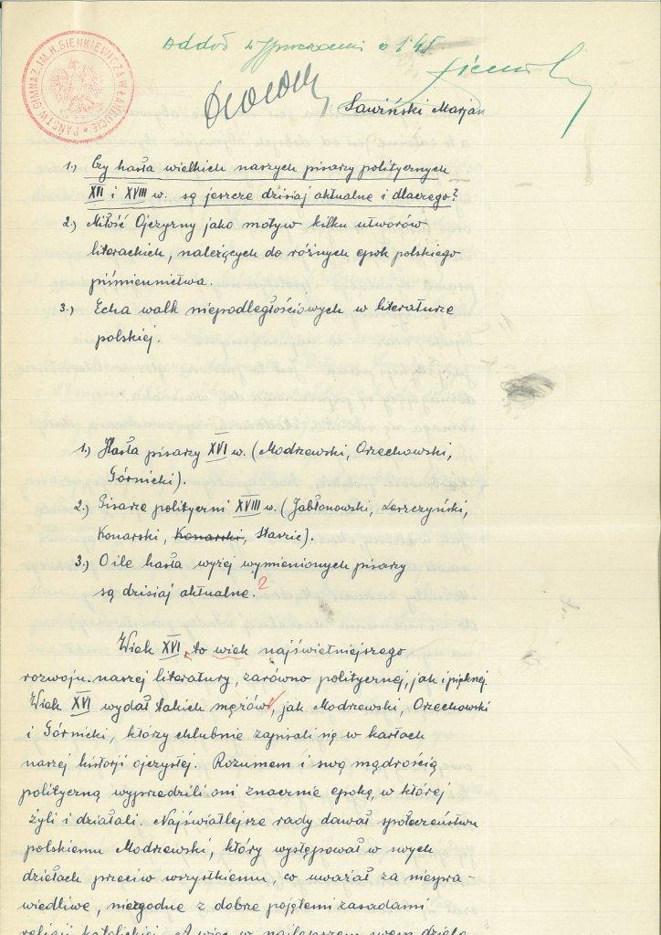 z17872181IH,Matura-z-1936-r----jez--pols
