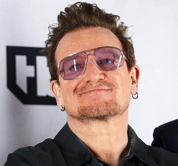 Frontman legendarnej grupy U2 kończy dziś 56 lat!